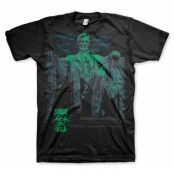Zombie Lincoln T-Shirt, Basic Tee