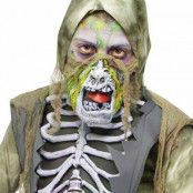 Mask, munskydd zombie