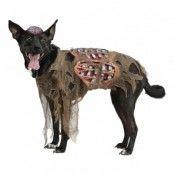 Zombie Hund Maskeraddräkt