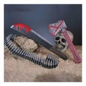 Zombiejägare Vapenkit
