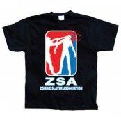 ZSA - Zombie Slayer Association, Basic Tee