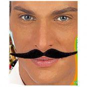 Zorro - Svart Mustasch